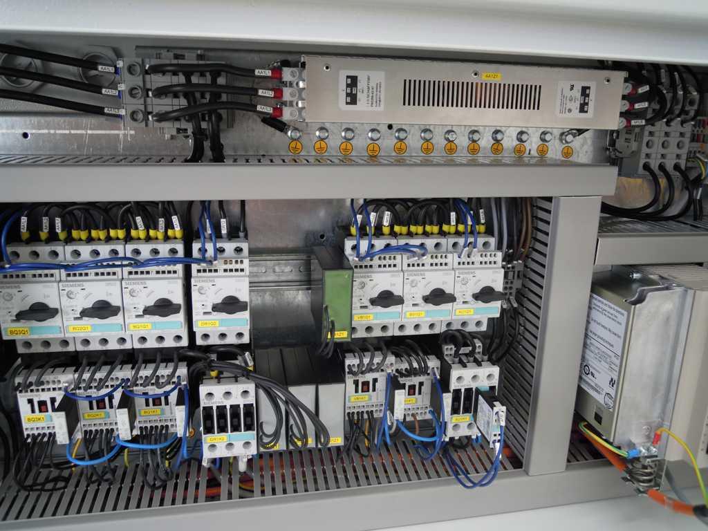 Schemi Quadri Elettrici : Schemi elettrici per impianti industriali creazione di